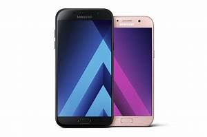 Samsung's 2017 midrange phones get water-resistance and ...