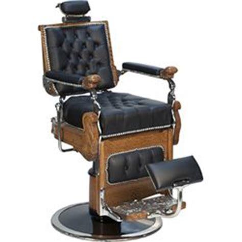 early kochs oak hydraulic barber chair