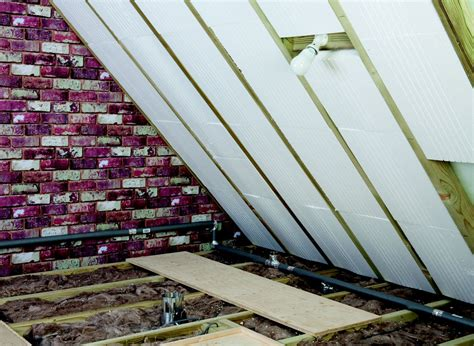 lay loft floor insulation ideas advice diy  bq