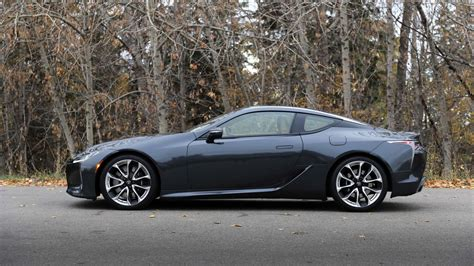 Review Lexus Lc by 2018 Lexus Lc 500 Test Drive Review