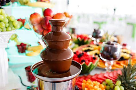 chocolate fountain   faqs