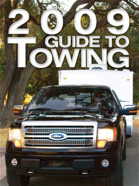 trailer towing guides   tow safely