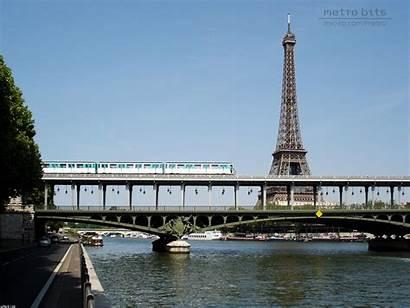 Paris Wallpapers Desktop Backgrounds Tower Eiffel Landscape