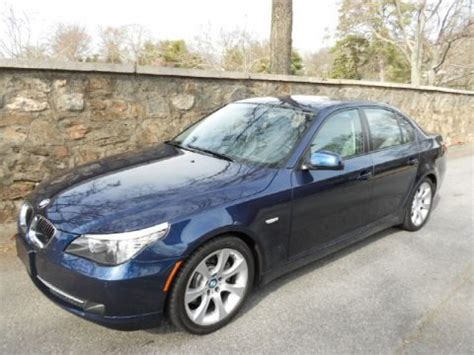 Bmw 535i Specs by 2010 Bmw 5 Series 535i Sedan Data Info And Specs