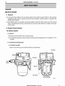 2013 Toyota Tacoma Engine