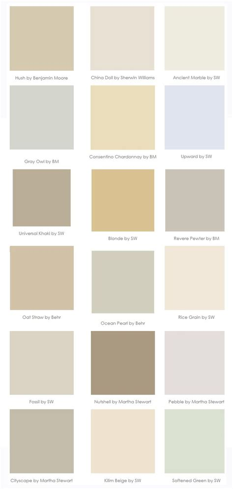 paint colors that go with wood trim for the home