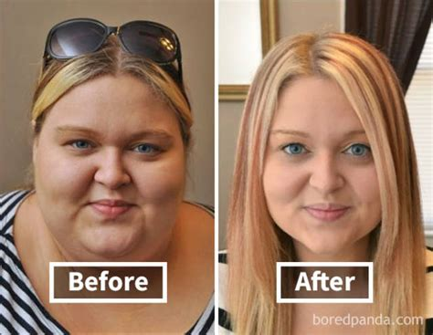 heres  weight loss  change  face  pics