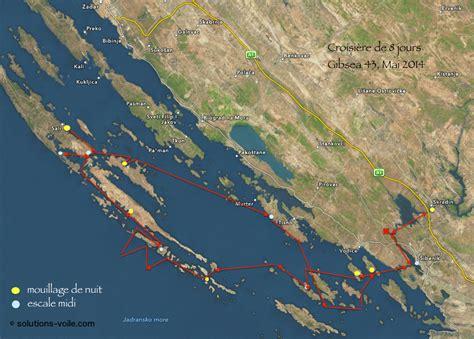 Catamaran Zadar Sali by Croisi 232 Re En Croatie Avec Skipper Fran 231 Ais
