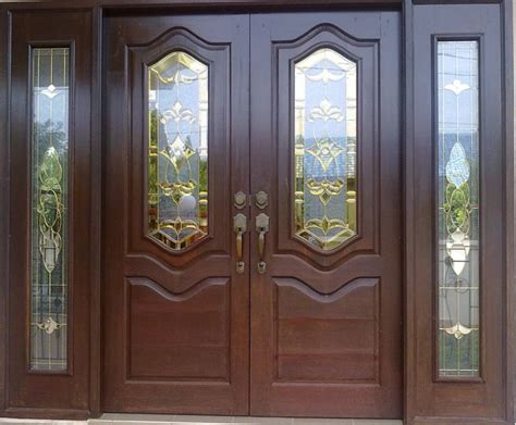 desain pintu rumah minimalis pintu  jendela rumah