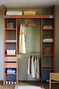 Construire Un Placard : placards design dressing idees ~ Premium-room.com Idées de Décoration