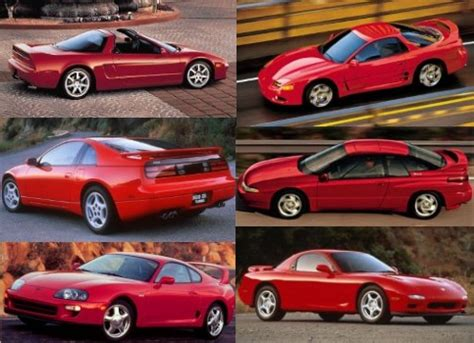 japanese sports cars it s the 90s the truth about cars