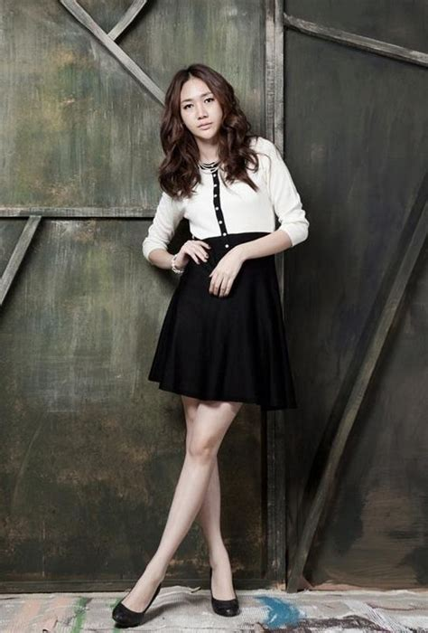 36 best images about Korean Office Lady Style on Pinterest | Sexy dresses Grey and Style