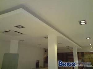 Eclairage Indirect Plafond : faux plafond clairage indirect ~ Melissatoandfro.com Idées de Décoration