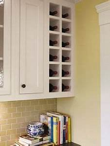 1000 images about wine rack ideas on pinterest built in With best brand of paint for kitchen cabinets with beer bottle candle holders