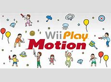 Wii Play Motion Wii Games Nintendo