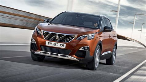 peugeot 3008 price new peugeot 3008 motability prices still months away