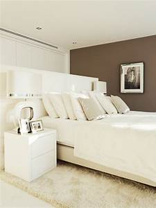 Schlafzimmer Ideen Weiß : schlafzimmer modern gestalten 130 ideen und inspirationen ~ Michelbontemps.com Haus und Dekorationen
