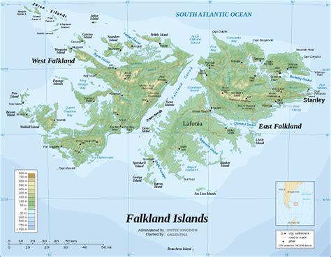 Geografía: Ríos y arroyos de Malvinas ~ FDRA Malvinas