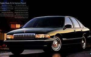 1996 Chevrolet Caprice Photos  Informations  Articles