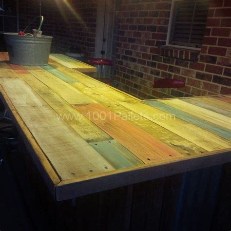 Wood Bar Tops Rustic ? Home Ideas Collection : How To