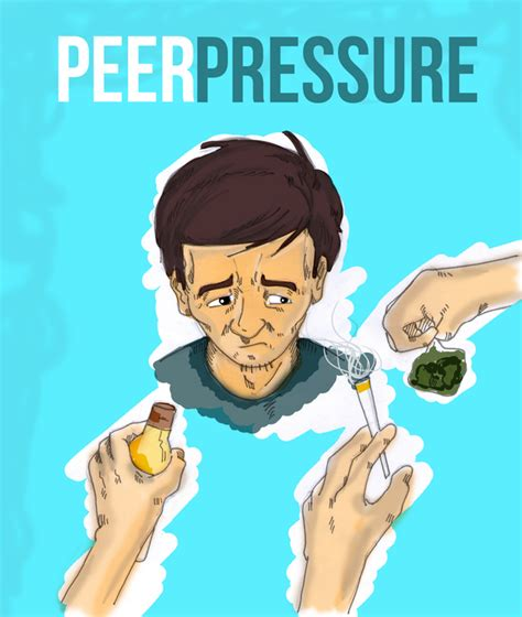 Stand Up To Peer Pressure by Image Gallery Stop Peer Pressure