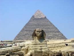 Misteri siapa yang membangun PIRAMIDA dan Patung SPINX