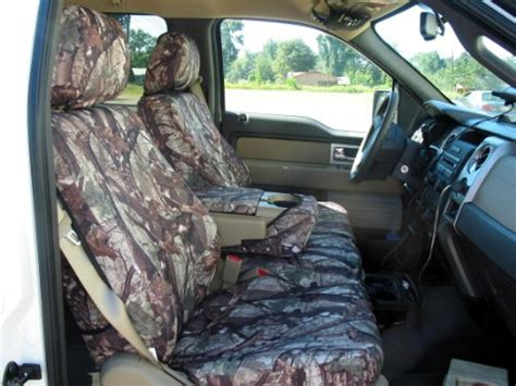 Custom Camo Seat Covers Ford F150