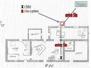 distance minimum bac a graisse forum jardin With bac a graisse maison individuelle