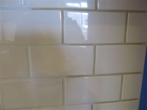 tiling a kitchen subway tile staining in progress jpg 2 816 215 2 112 pixels 2816