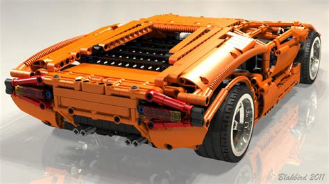 lego technic lamborghini technic lamborghini countach lp400 page 2 lego technic and model team eurobricks forums