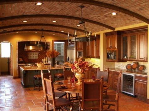 cuisine toscane la déco italienne et les particularités du style toscane