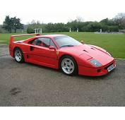 Ferrari F40 For Sale At Talacrest