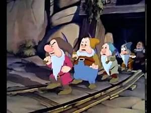 Blanche Neige Disney Youtube : walt disney heigh ho blanche neige et les sept nains youtube ~ Medecine-chirurgie-esthetiques.com Avis de Voitures