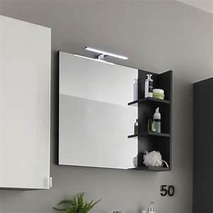 miroir salle de bain avec etagere splash zd1 1jpg With porte d entrée alu avec miroir avec étagère salle de bain