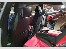 2019 Lamborghini Urus Rear Entertainment Screens AUTOBICS