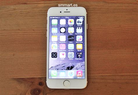 iphone 6 chino vphone i6 clon chino iphone 6 opiniones y review