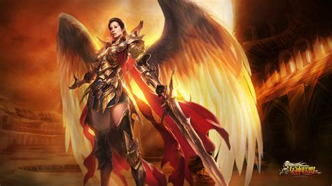 League Of Angels Loa Fantasy Mmo Rpg Online 1loa Fighting