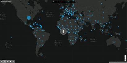 Covid Map Js Peta Tracker Mapbox React