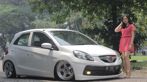 Foto Modifikasi Honda Brio by Kumpulan Foto Modifikasi Honda Brio Terbaru Paling Keren