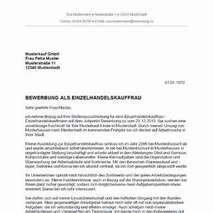 Bewerbung Kaufmann Im Einzelhandel : bewerbung als einzelhandelskauffrau einzelhandelskaufmann ~ Orissabook.com Haus und Dekorationen