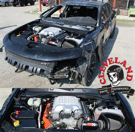 charger hellcat engine worlds first hellcat turnkey engines cleveland power