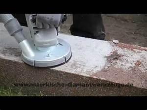 Beton Schleifen Winkelschleifer : absaughaube f r winkelschleifer youtube ~ Pilothousefishingboats.com Haus und Dekorationen