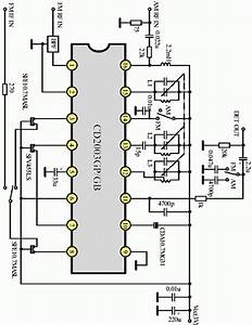 Cd2003 Radio Chip