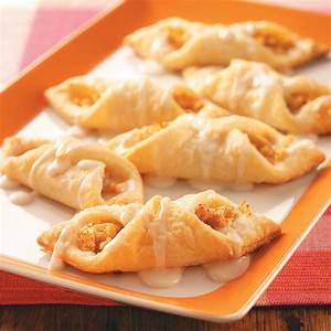 apple kolaches recipe taste of home