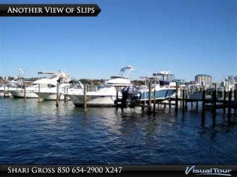 Boat Slip Destin Fl by 11th St Marina Boat Slip For Sale Doovi