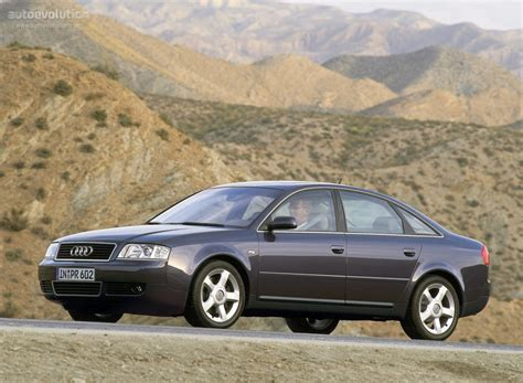 Audi A6 2001 by 2001 Audi A6 Photos Informations Articles Bestcarmag