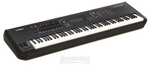 yamaha montage 8 yamaha montage 8 keyboard synthesizer demo by sweetwater sweetwater
