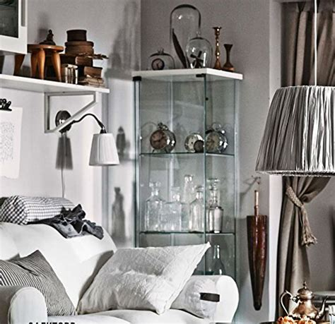 Ikea Detolf Glass Display Cabinet Light by Ikea Detolf Glass Curio Display Cabinet White Zen