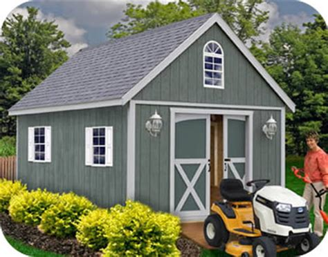 12x16 Shed With Loft by Shed Plans 12 215 16 Loft Shed Diy Plans
