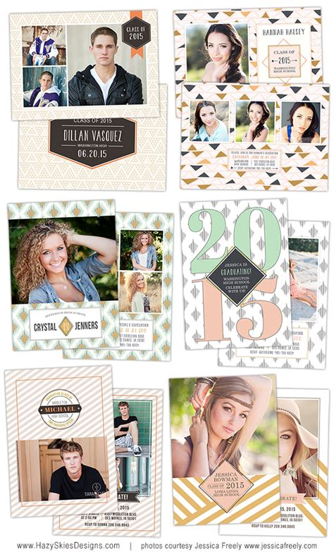 72344 Grads Photography Coupon Code by Senior Graduation Card Templates For Photographers Www